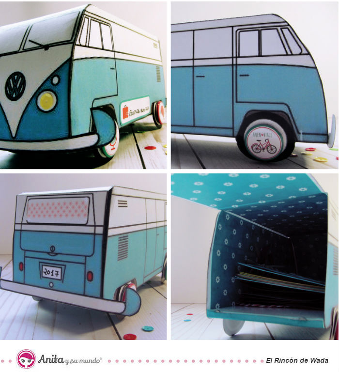 furgoneta-de-papel
