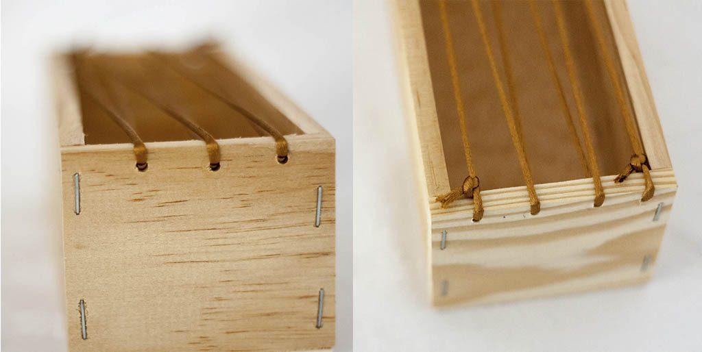 paso a paso caja montessori