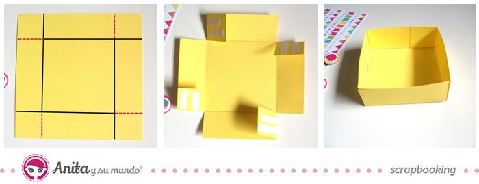 Cómo Hacer Una Caja Explosiva Paso A Paso Handbox