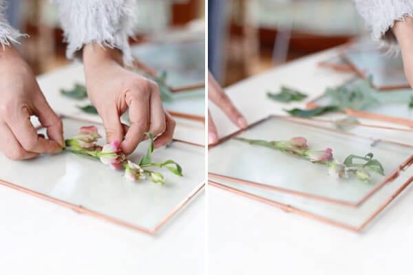 cuadro-hojas-flores-azahar-vidrio-decoracion-wall-plants-paso