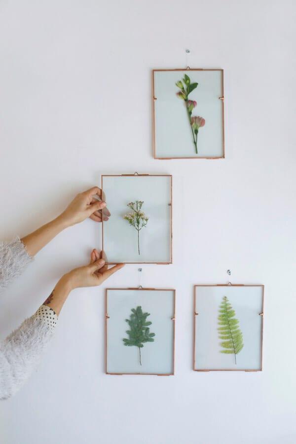 cuadro-hojas-flores-azahar-vidrio-decoracion-wall-plants