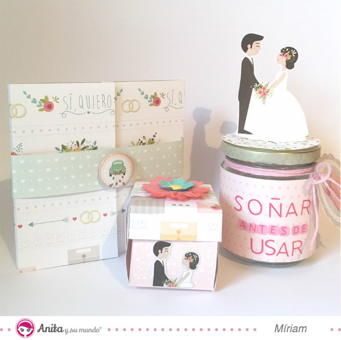 Regalar dinero en bodas 3 ideas scrap originales Handbox Craft