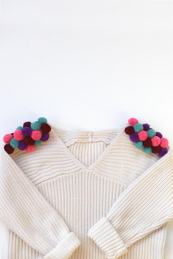 sweater-chaleco-pompon-diy-pompom-costura-2