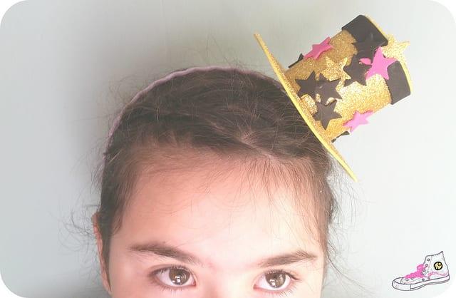 sombrero photocall con sorpresa