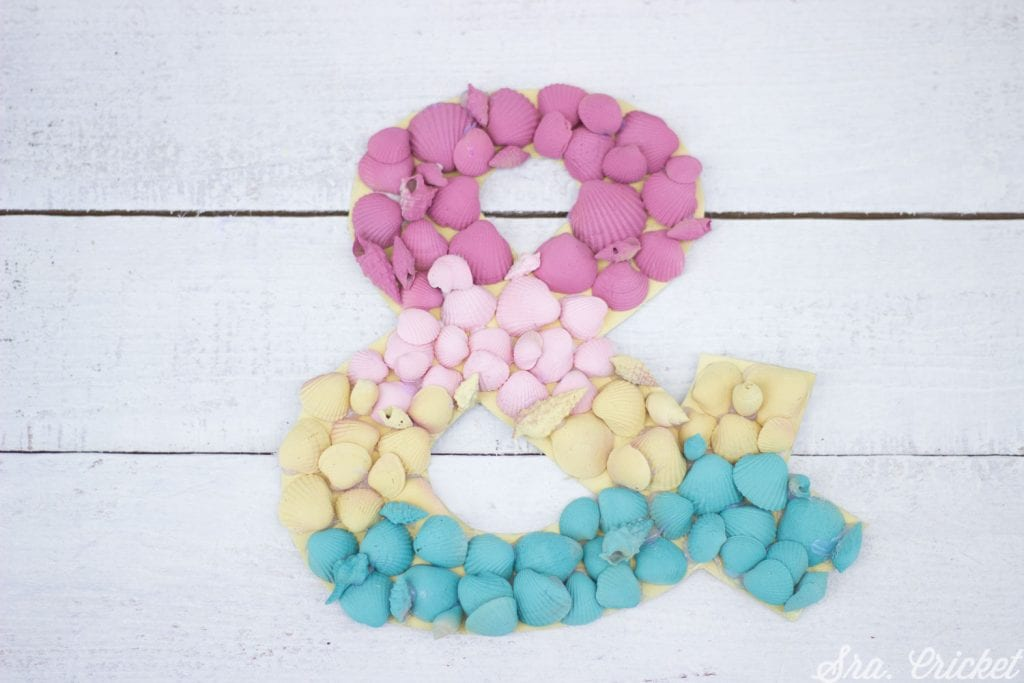 conchas de playa diy