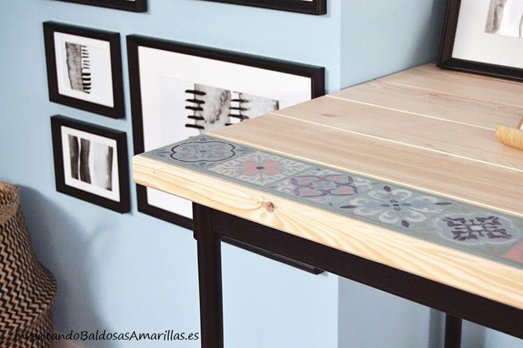 decorar-escritorio-madera-ikea