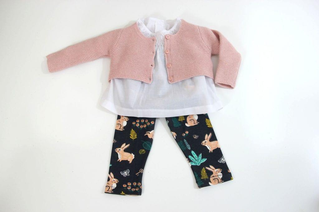 DIY Costura: Cómo hacer leggins de niñas (patrones gratis) - Handbox ...