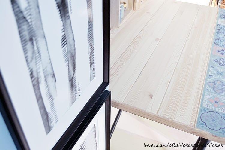 lamina-blanco-negro-mesa-madera-ikea