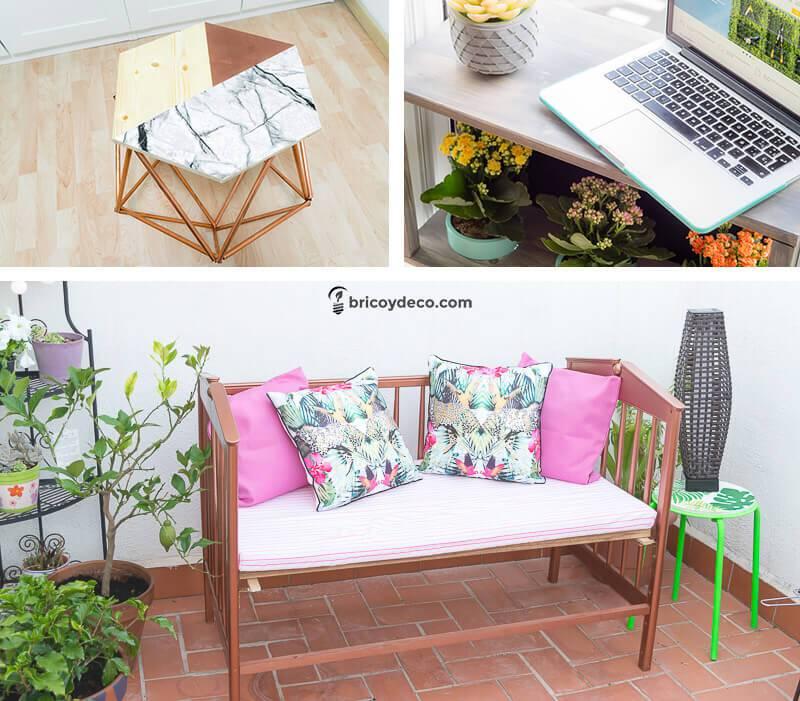 muebles diy para terraza y jardn que puedes hacer en un da