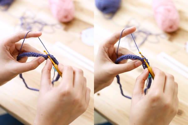 paso 8-crochet