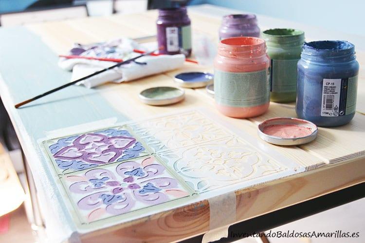 pintar-baldosas-hidraulicas-chalk-paint