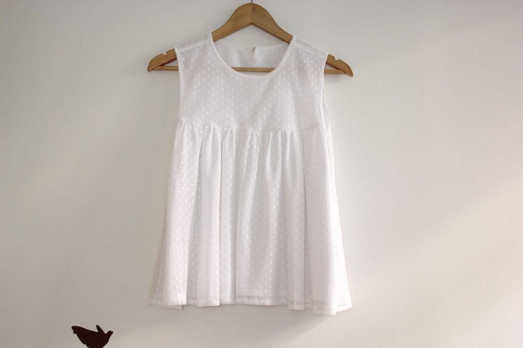 DIY Costura: Como hacer Blusa Plumeti (patrones gratis) - Handbox ...
