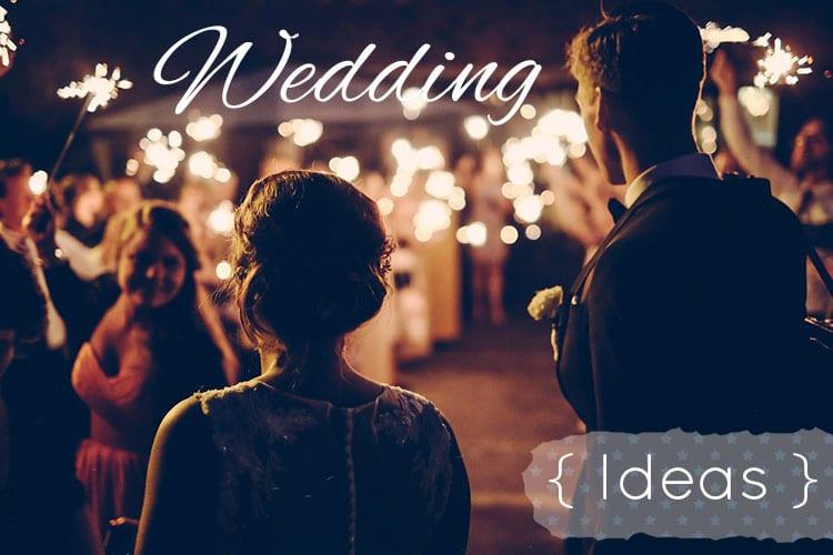 Wedding Ideas para una boda distinta