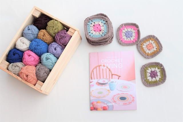 crochet; yarn; diy; crafts; debbie bliss