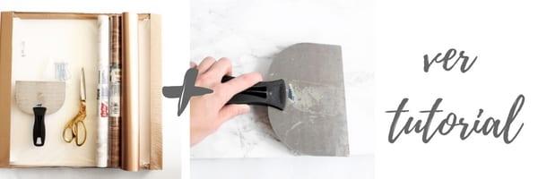 5_Ikea_hacks_para_renovar_la_decoración_de_tu_casa_complementos decorativos_DIY_decoración_mesa_auxiliar_tutorial