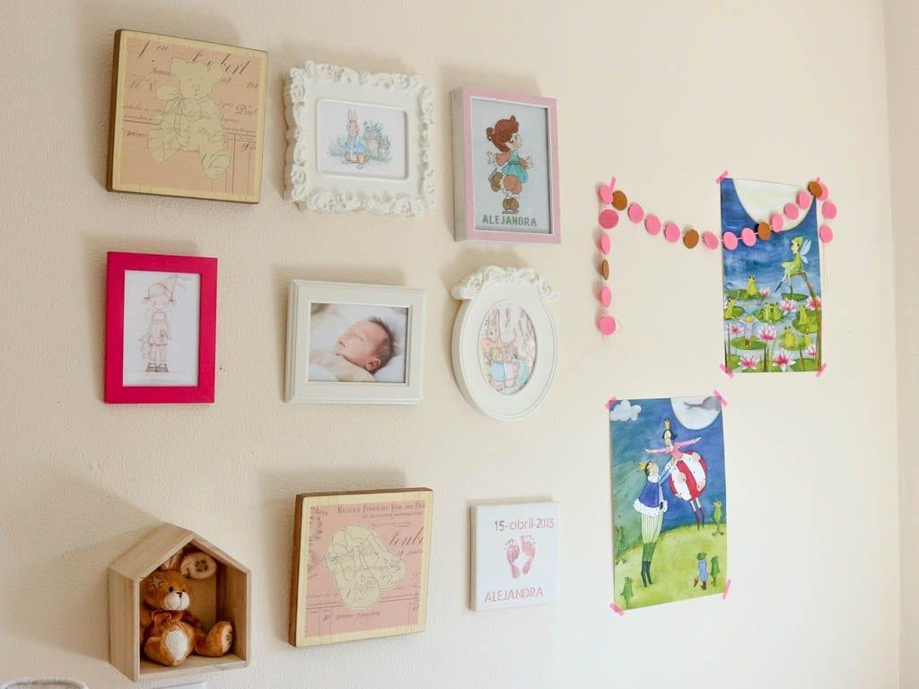diy decoracion cuarto infantil