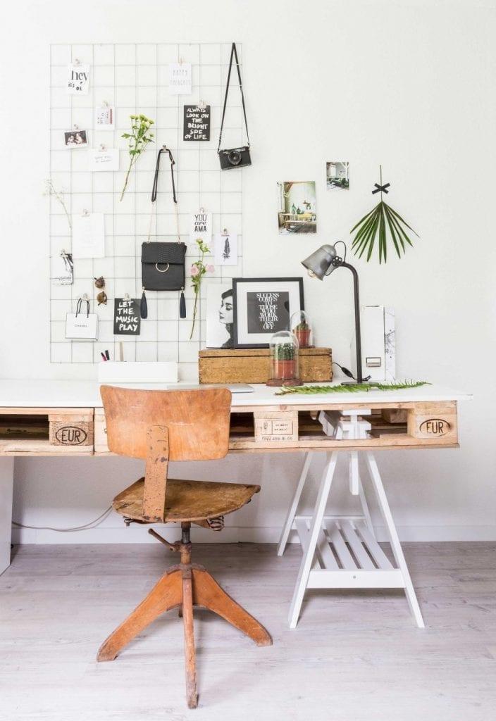 Cinco estilos para decorar el escritorio