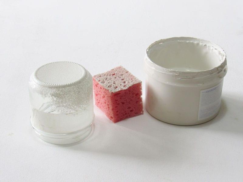 frascos de cristal