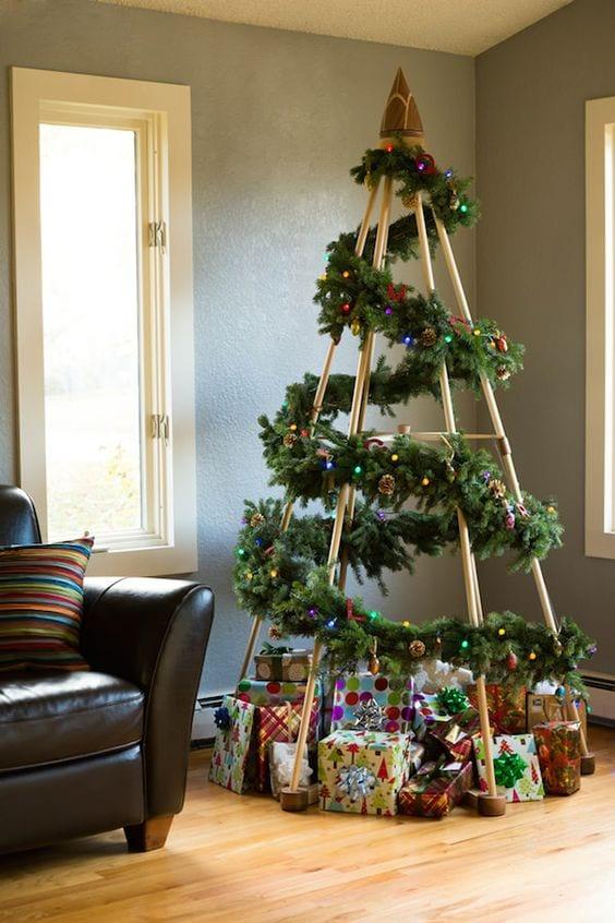 DIY Christmas Trees: 30 Most Creative Ever - Hongkiat More