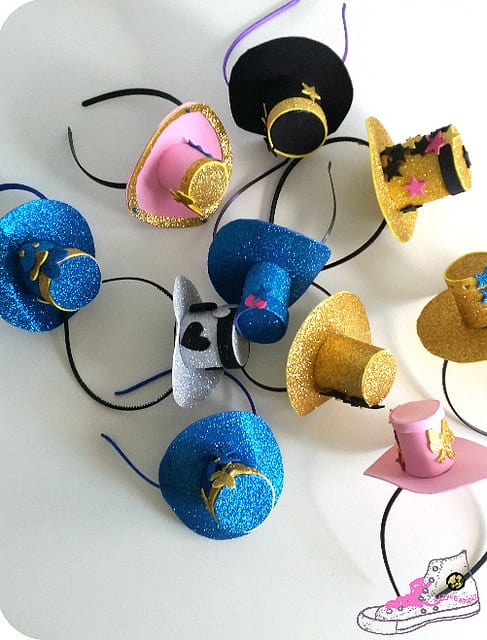 sombreros photocall
