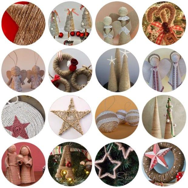 56c1d71f8c810 Si te gustan los adornos de navidad con un acabado rústico
