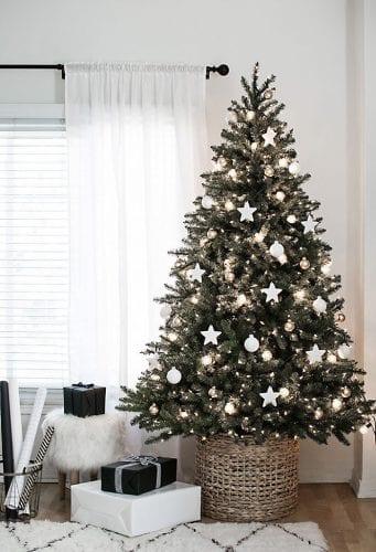 10 ideas para una decoración de navidad estilo nórdico