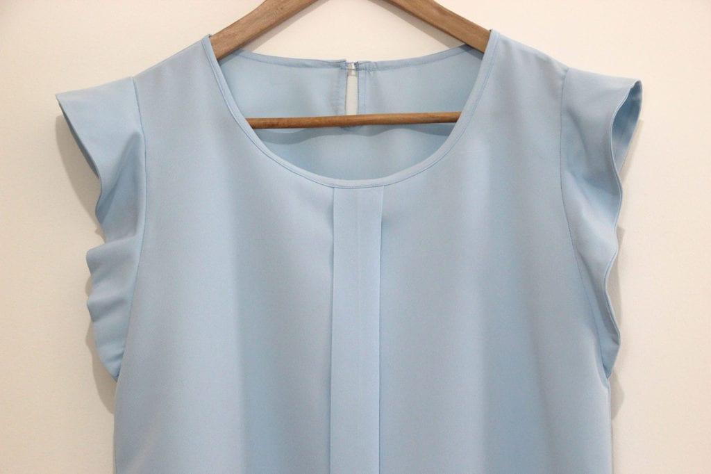 DIY Costura: Blusa mujer (patrones gratis) - Handbox Craft Lovers ...