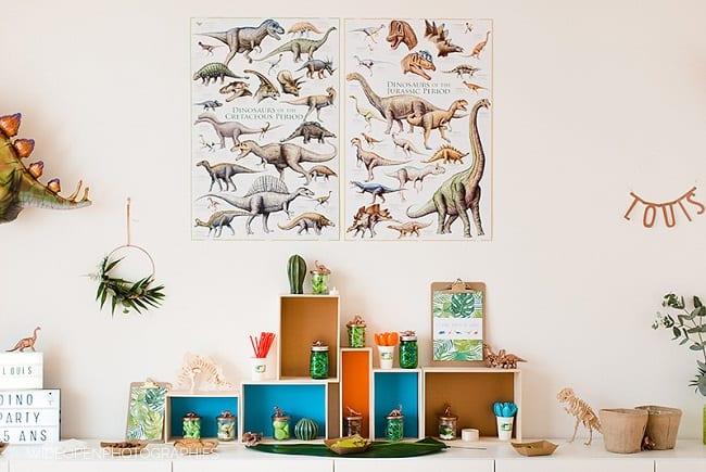 poster-laminas-fiesta-dinosaurios