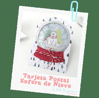 http://www.littlekimono.com/2017/12/tarjeta-postal-bola-de-nieve.html