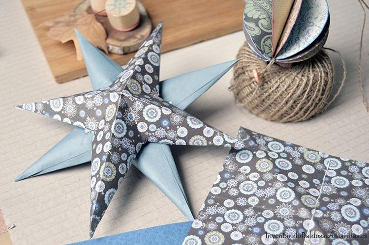 como-hacer-estrellas-papel-navidad
