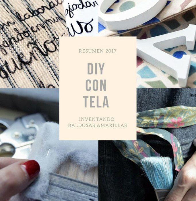 Resumen proyectos handmade 2017 DIY con tela ... 88d96c232bb