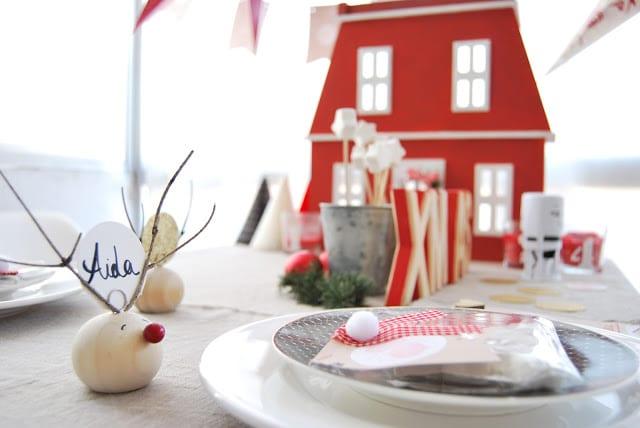 Christmas sittings DIY for kids