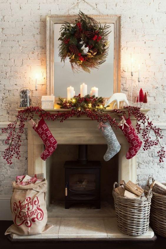 5 trucos para decorar en Navidad