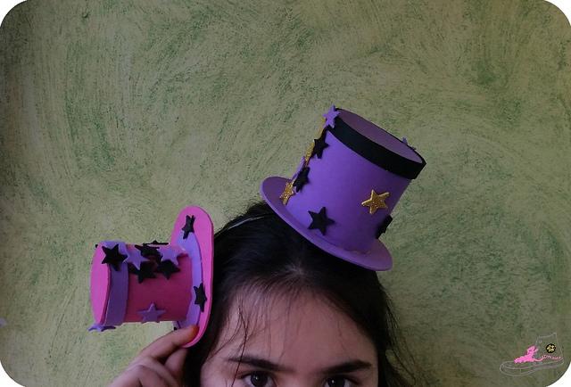sombreritos para photocall