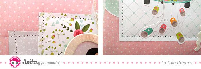 detalles decoración álbum boda