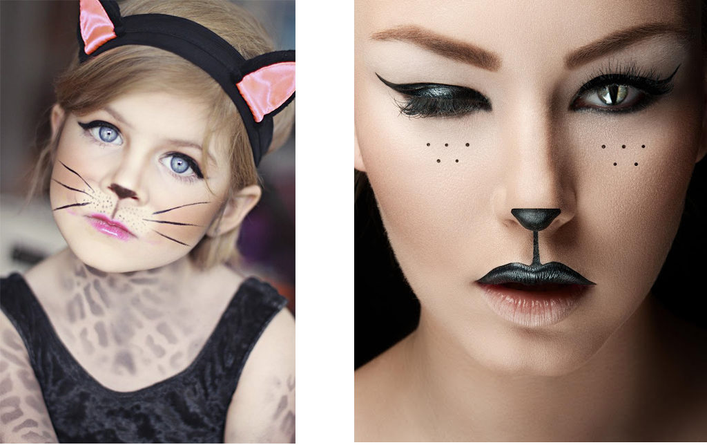 como hacer un disfraz de gato casero Handbox Craft Lovers
