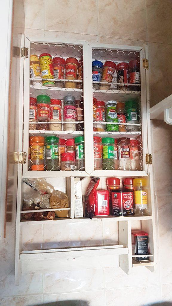 ordenar la despensa - organizar la comida en la cocina - crea espacios a tu medida