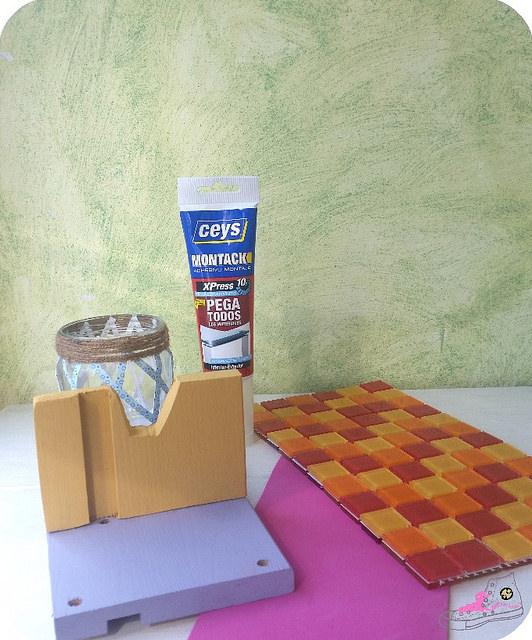 material para soporte
