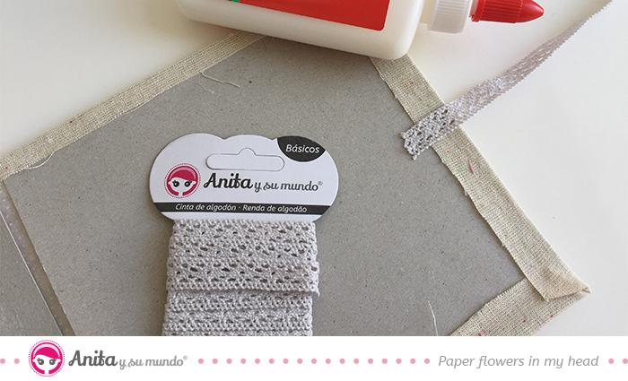 cintas de algodón básicos de anita y su mundo
