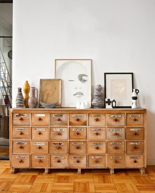 Ideas para añadir piezas vintage a tu decoración