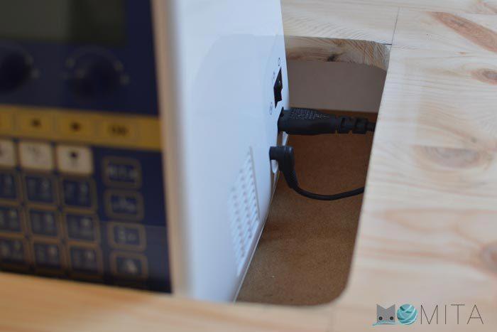 Tutorial mueble de maquina de coser casero