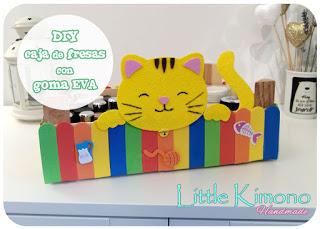http://www.littlekimono.com/2018/02/reciclar-caja-de-fresas-con-goma-eva.html