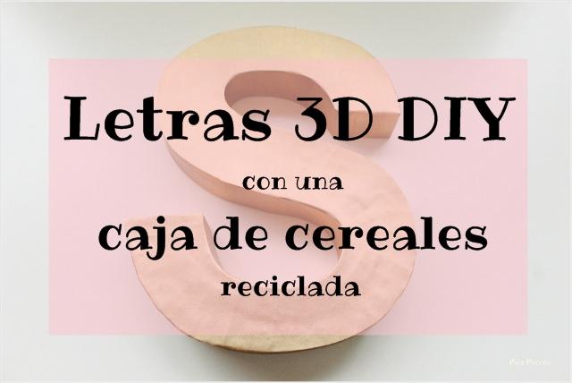 cartel-como-hacer-letras-3D-carton-reciclado-caja-cereales