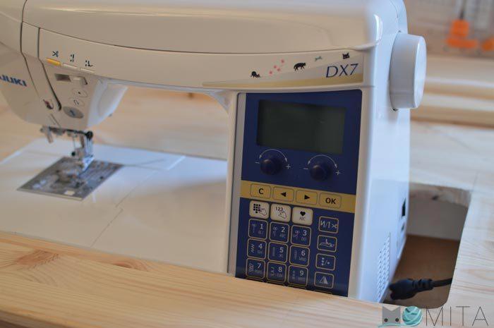 Como hacer mueble para maquina de coser