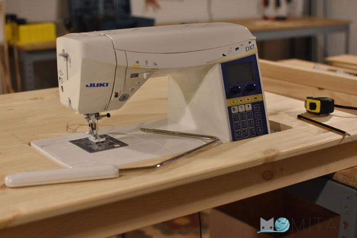 Tutorial hacer mesa para maquina de coser