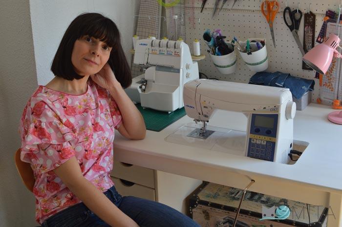Mesa para maquina de coser tutorial