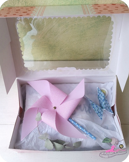 packaging regalo tote