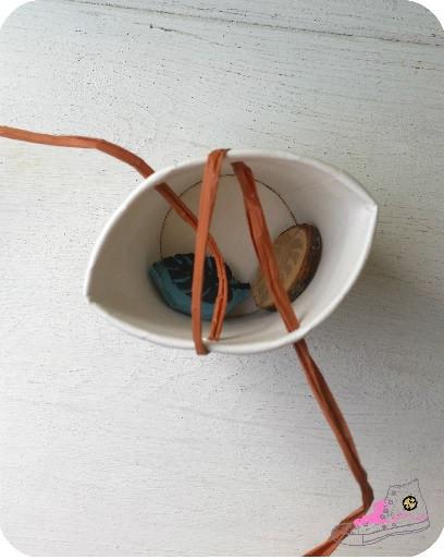 vaso como packaging