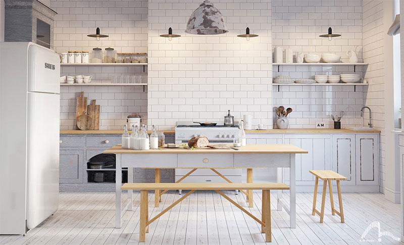 Comenzar a decorar tu cocina