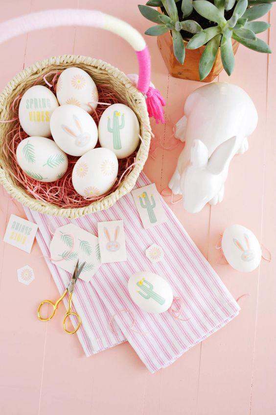 decorar-huevos-pascua-tatoos